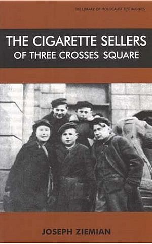 Cover of 'The Cigarette Sellers of Three Crosses Square'