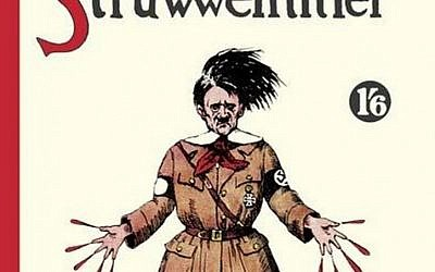 Struwwelhitler (photo: courtesy)