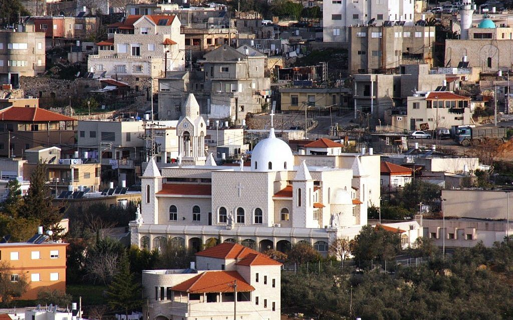 A view of Gush Halav (photo credit: Shmuel Bar-Am)