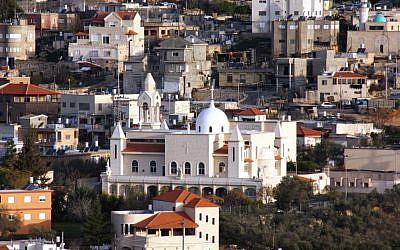 A view of Gush Halav (photo credit: Shmuel Bar-Am)