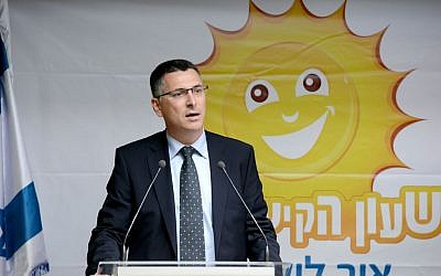 Interior Minister Gideon Sa'ar announced that daylight saving will be extended till the end of October, Wednesday 29, 2013. (photo credit: Courtesy Ministry of Interior)