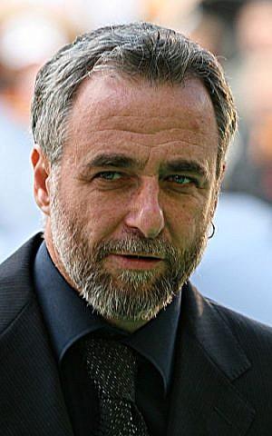 Israeli film director Ari Folman (photo credit: CC BY-SA che, Wikimedia Commons)