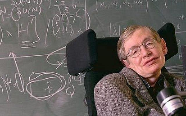 Stephen Hawking (photo credit: CC-BY elhombredenegro/Flickr)