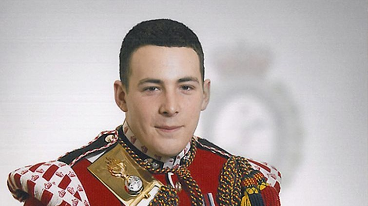 This undated image released Thursday, May 23, 2013, by the British Ministry of Defence, shows Lee Rigby, who was identified by the MOD as the serving member of the armed forces who was attacked and killed by two men in the Woolwich area of London on Wednesday (photo credit: AP/MOD)