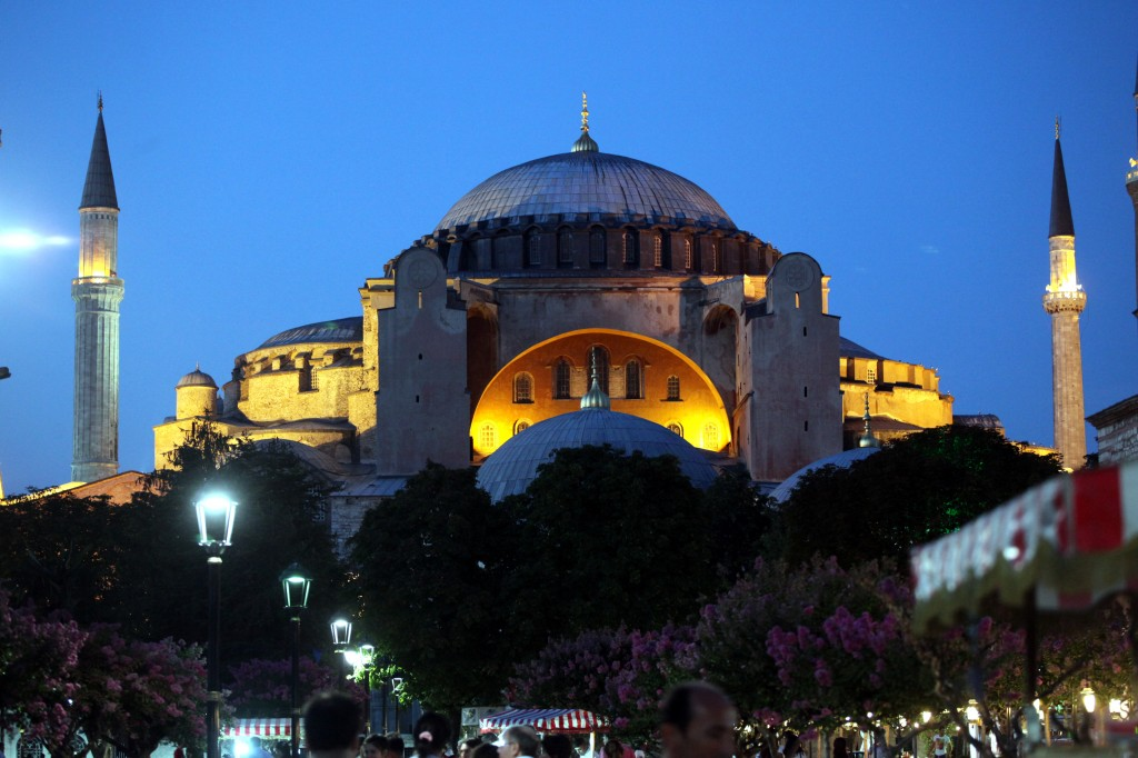Istanbuls Hagia Sophia Sees First Koran Reading In 85 Years The