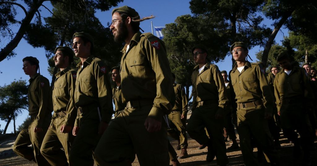 Idf Criticized For Forcing Religious Soldiers To Shave Their Beards