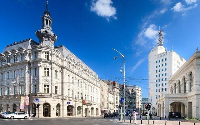 Bucharest, Romania. (CC-BY-SA Mihai Petre/Wikimedia Commons)