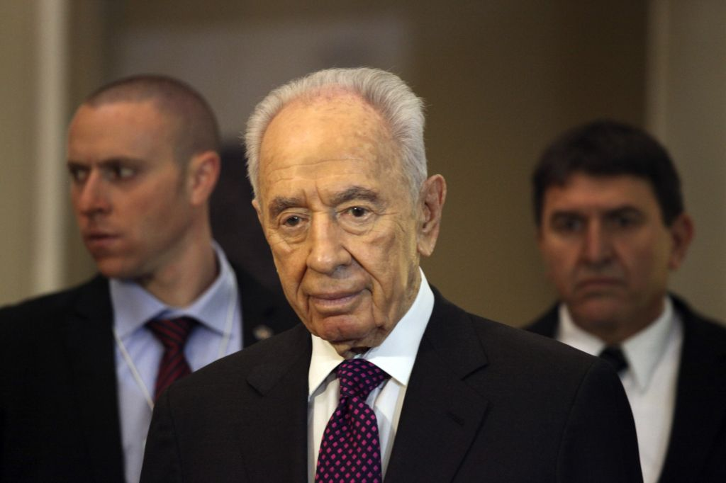 Peres: Lauren Bacall was 'not an easy woman' | The Times of Israel