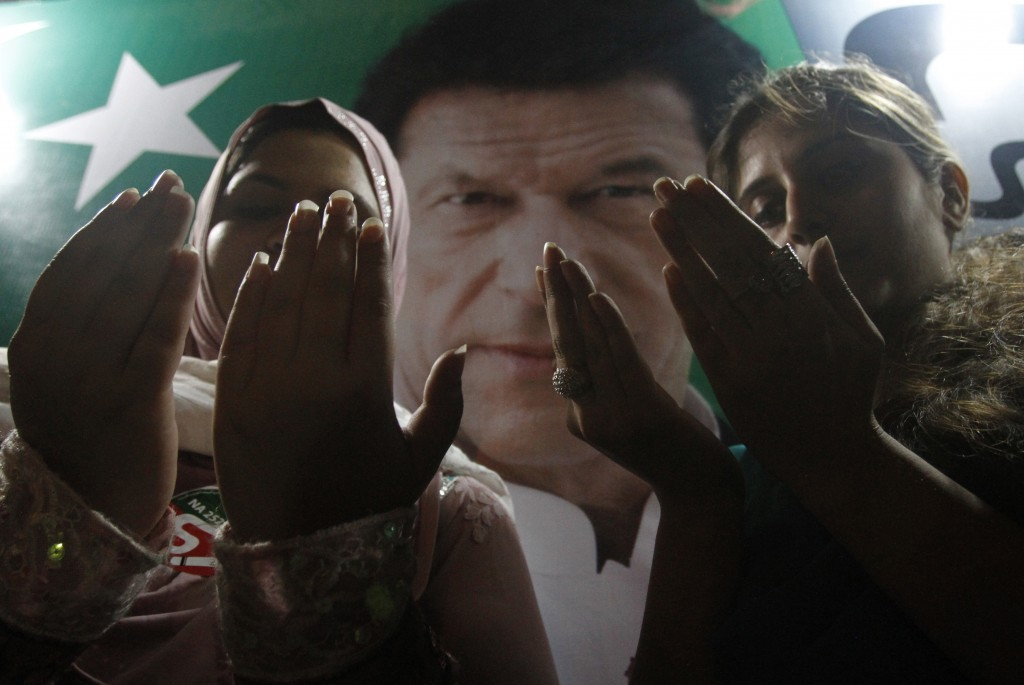 Who are the major players in Pakistan's May 11 vote? | The