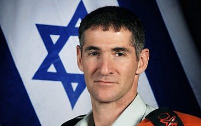IDF Northern Commander Yair Golan (photo credit: IDF/FLASH90)