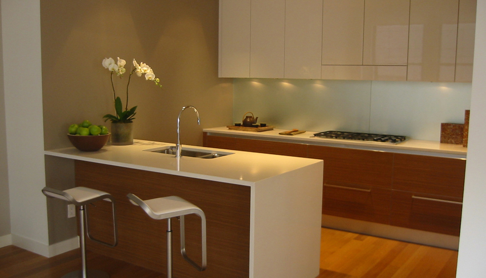 Kitchen Counters Covered In Caesarstone Photo Courtesy