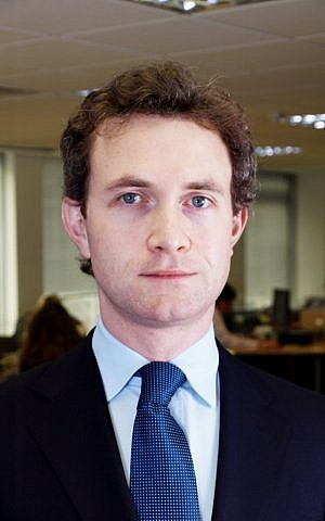 Douglas Murray, associate director of the Henry Jackson Society, a right-leaning think tank. (photo credit: courtesy)