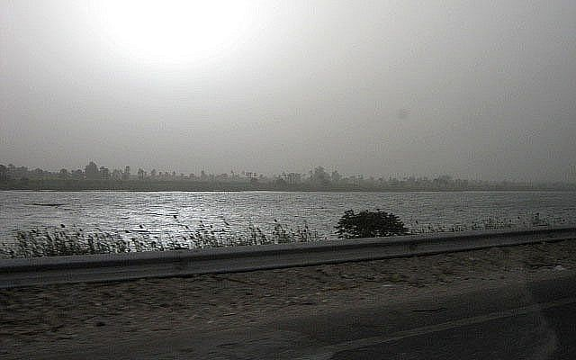 The NIle River, the lifeblood of Egypt's 82 million people (Photo credit: CC BY Simona Scolari, Flickr)
