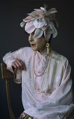 No one is laughing at Tziporah Salamon's fashion sense now. (photo credit: Dan Rous)