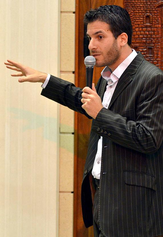 Jonathan-Simon Sellem (photo credit: Reuven Attal)