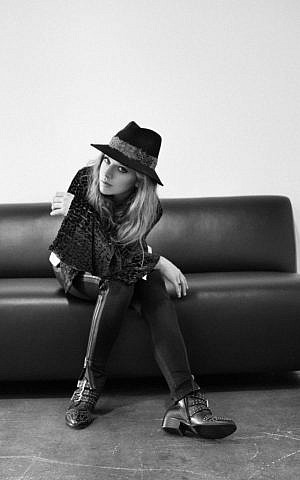 ZZ Ward's first album 'Til the Casket Drops' was recently released. (Photo credit: Andi Elloway/Courtesy of Big Hassle Publicity)