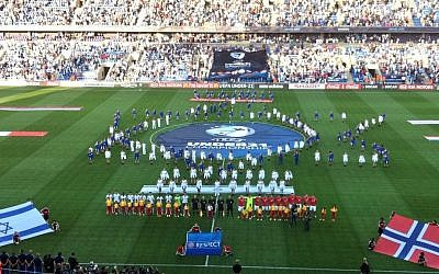 The UEFA U21 Championship tournament kicks off in Israel, Wednesday (photo credit: Aaron Kalman)