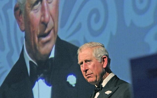 Prince Charles  (photo credit: courtesy)