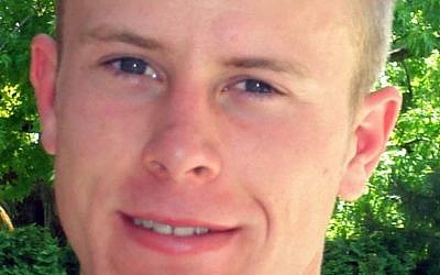 Pfc. Bowe R. Bergdahl, 23, of Ketchum, Idaho, in an undated family photo (photo credit: AP/The Bergdahl Family/File)