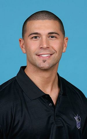 Daniel Shapiro (photo credit: Sacramento Kings)