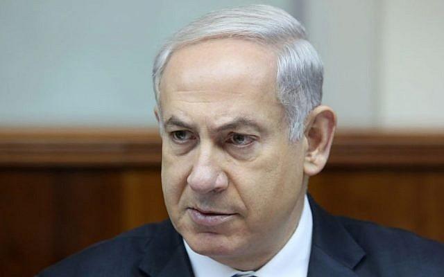 Prime Minister Benjamin Netanyahu (photo credit: Marc Israel Sellem/Pool/Flash90)