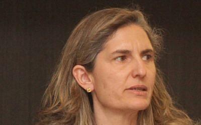 Dr. Marina Scognamiglio (Photo credit: Courtesy)