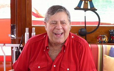 Jerry Lewis (photo credit: International Film Circuit, Inc.)