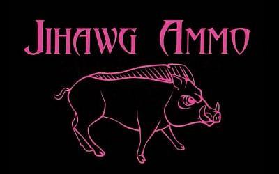 Jihawg Ammo logo (image capture: YouTube)
