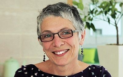 Author Melanie Phillips (photo credit: courtesy)