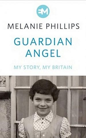 Melanie Phillips's new book, 'Guardian Angel' (photo credit: courtesy)