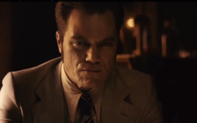 "Michael Shannon plays Richard Kuklinski in ""The Iceman,"" a film by Israeli-born director Ariel Vroman (photo credit: screen capture/YouTube)"