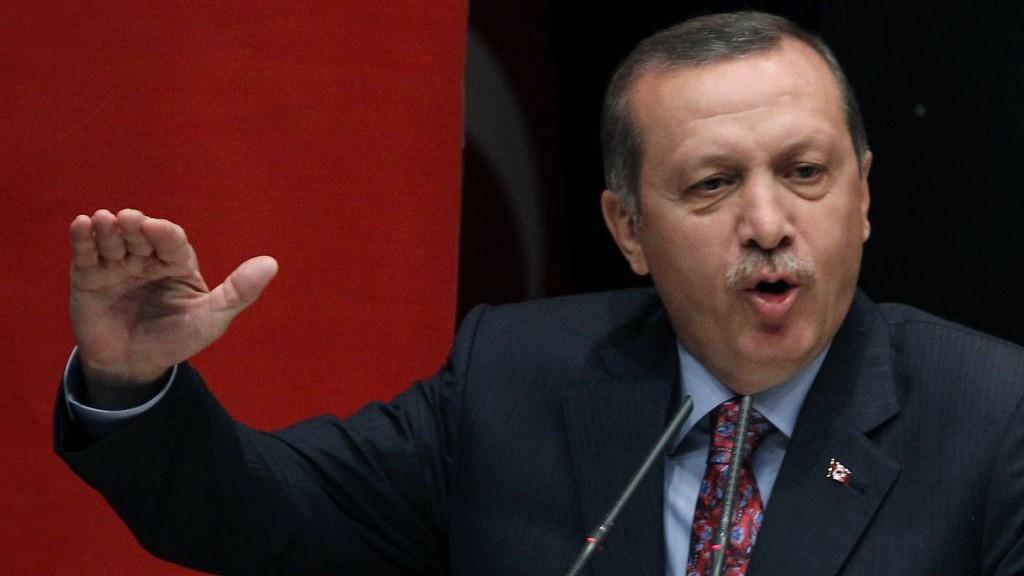 Recep Tayyip Erdogan (photo credit: AP/File)