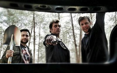 Still from 'Big Bad Wolves' (photo credit: courtesy)