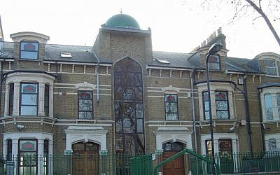 North London Community Centre mosque in Cazenove Road, Hackney, London (photo credit: Courtesy)