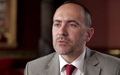 Huseyin Oruc (screen capture ICRC/Youtube)