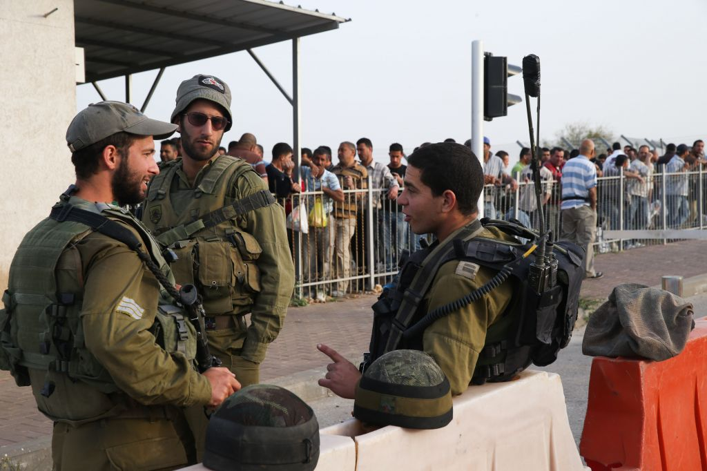 Israeli woman soldier facebook