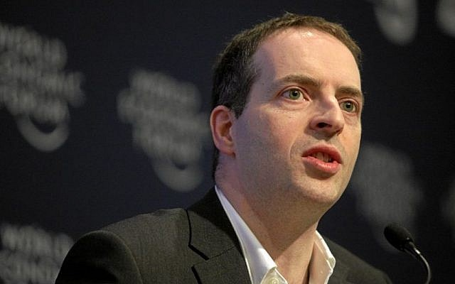 Ian Livingston (photo credit: World Economic Forum/Wikipedia Commons)