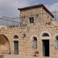 Yellin House, Motza (photo credit: Shmuel Bar-Am)