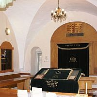 Motza Synagogue (photo credit: Shmuel Bar-Am)