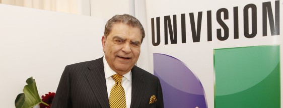 Don Francisco, aka Mario Kreutzberger, the Jewish-Hispanic host of Univision's 'Sábado Gigante' (Courtesy Univision)