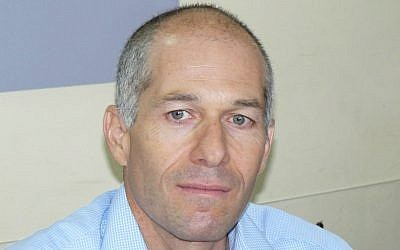 Comsec CEO Moshe Ishai (Photo credit: Courtesy)