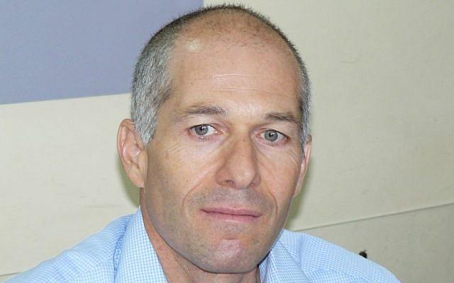 Comsec CEO Moshe Ishai (Photo credit: Courtesy)