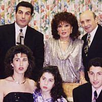 The Winehouse family. (Photo credit: Winehouse family)