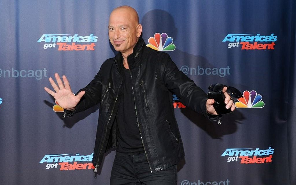 Judge Howie Mandel attends the 'America's Got Talent' pre-show red-carpet arrivals at Radio City Music Hall on Tuesday, July 23, 2013, in New York. (photo credit: AP/Evan Agostini/Invision)