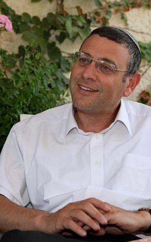 Rabbi Benjamin Lau. (photo credit: courtesy Israel Democracy Institute)