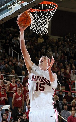 Jake Cohen led the Davidson Wildcats to back-to-back Southern Conference Tournament titles and NCAA Tournament appearances. (photo credit: DavidsonWildcats.com)