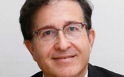 Dr. Shlomo Markel (Photo credit: Courtesy)