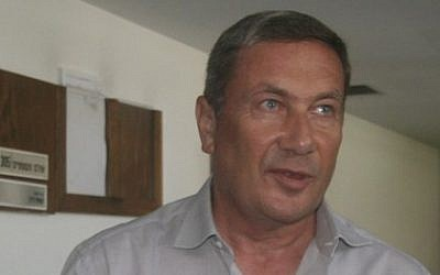 Former Chairman of IDB Group Nochi Dankner on June 10, 2013. (photo credit: Roni Schutzer/FLASH90)