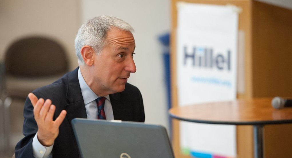 New Hillel president Eric Fingerhut (photo credit: courtesy)