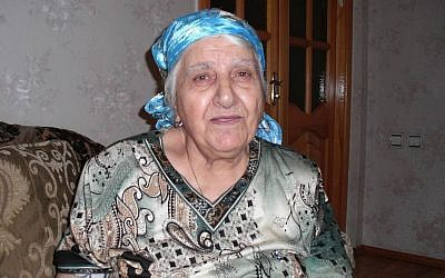 Jewish speaker from Almaty in Kazakhstan. (photo credit: courtesy)